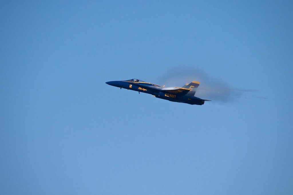 Blue Angels Vapor